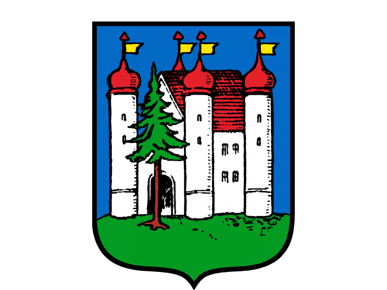 Wappen Thannhausen (Querformat)